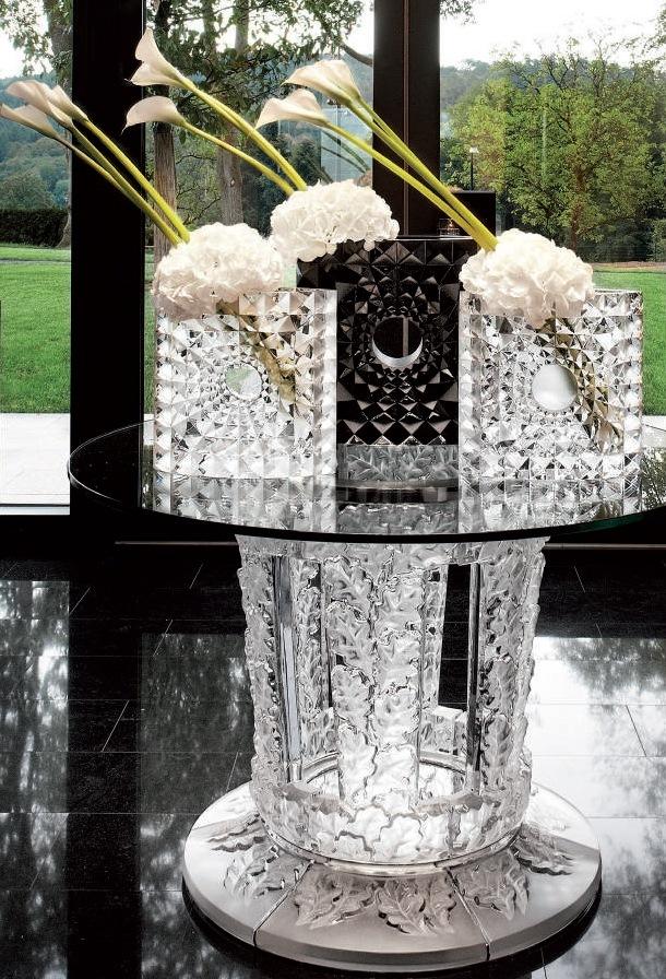 villa ren lalique klein stradner gourmetwelten das. Black Bedroom Furniture Sets. Home Design Ideas
