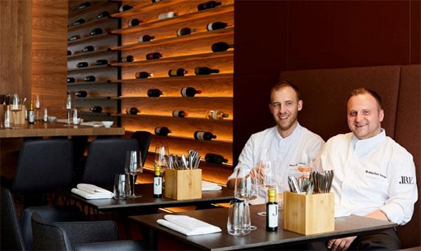 Neues Restaurant maximilian lorenz in Köln: Lorenz' feine ...