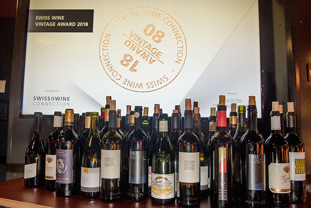 Swiss Wine Connection | Swiss Wine Tasting 2018