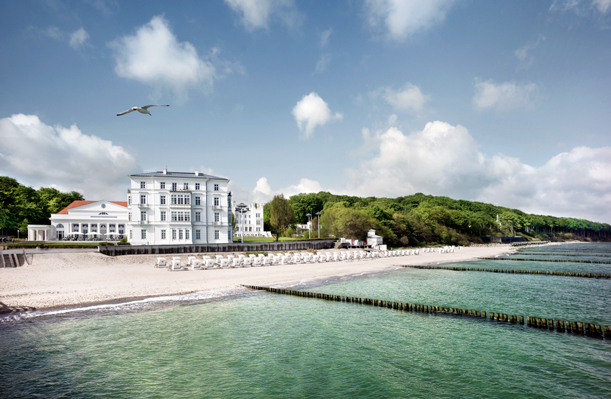 Grand Hotel Heiligendamm | Life is a beach