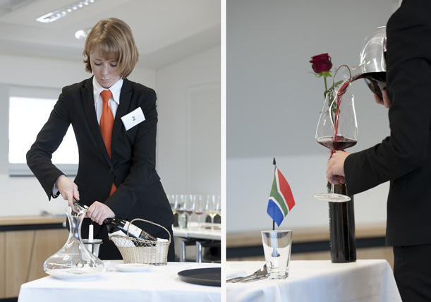 Wines of South Africa | Internationaler Sommelier Cup, Foto © WOSA
