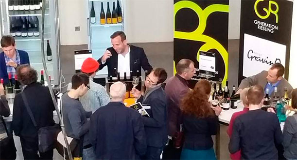 Generation Riesling in Berlin | Präsentation im Private Roof Club am 3. April 2017