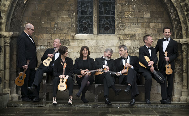 The Ukulele Orchestra Of Great Britain © James Millar