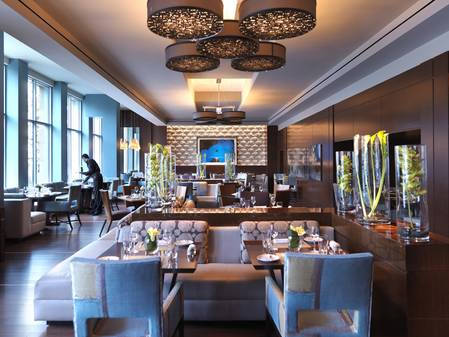 mandarin oriental boston eröffnet - gourmetwelten - das genussportal, Innenarchitektur ideen