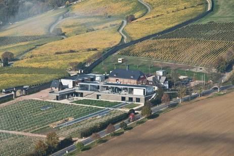 Im Weingut Kloster Eberbach - Gourmetwelten - Das Genussportal
