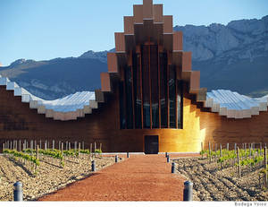 Berühmte Architektur die architektur des weines in spanien gourmetwelten das genussportal