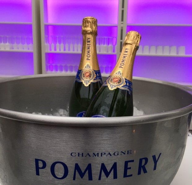Champagne Pommery & Otto Gourmet | Beef & Champagner