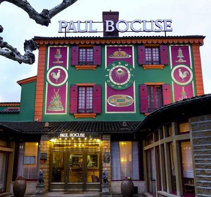 Auberge du Pont de Collonges - Restaurant Paul Bocuse Foto: SANDRINE THESILLAT/PANORAMIC/imago images