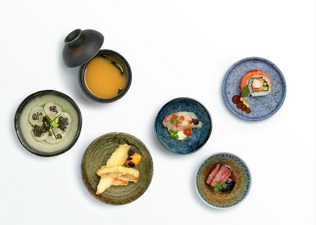 The Japanese by The Chedi Andermatt; Asian food; ©The Chedi Andermatt