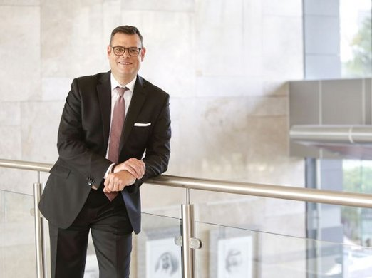 Guido Bayley ist neuer General Manager im Radisson Blu Hotel in Hamburg