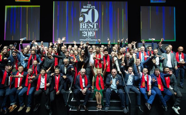 Fotos: The World's 50 Best Restaurants