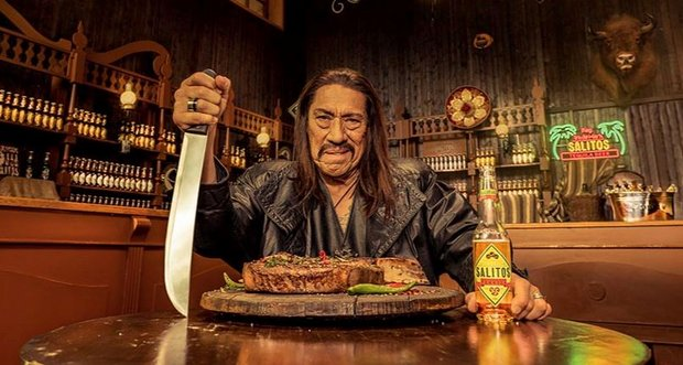 Salitos und Danny Trejo MBG International
