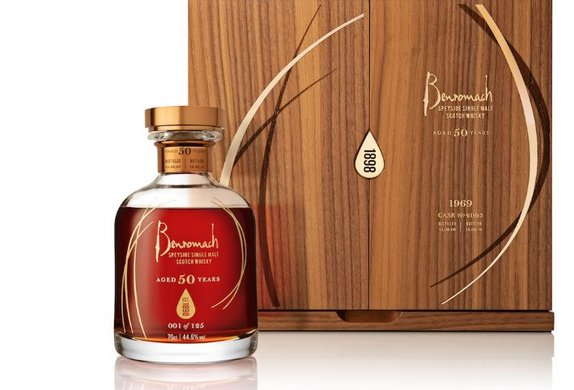 Benromach aged 50 years - Speyside Single Malt