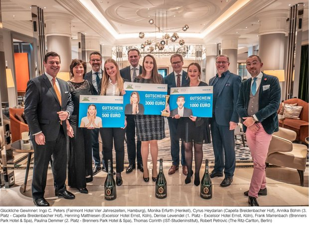 Selektion Award 2019 Berlin Blackwood Medial