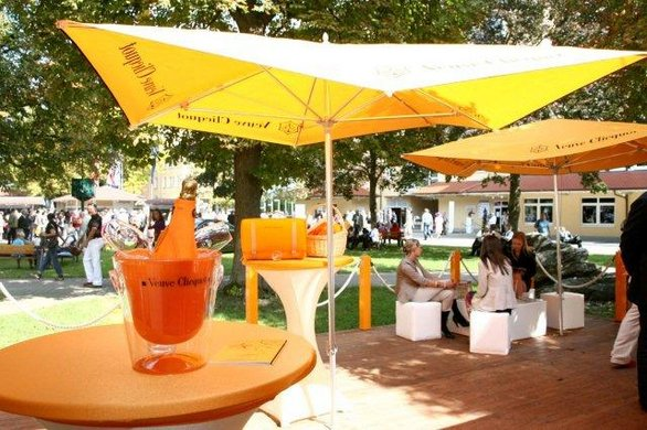 Fotos: Veuve Clicquot
