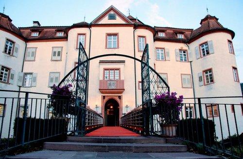 Restaurant Schloss Neuweier