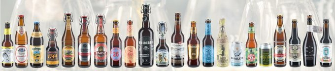 Sieger Meininger's International Craft Beer Award 2020