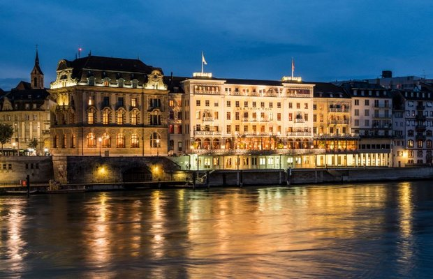 Foto-Galerie Grand Hotel Les Trois Rois in Basel