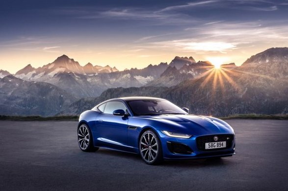 Der neue Jaguar F-TYPE Foto: obs/Jaguar Land Rover Deutschland/Mark Fagelson Photography
