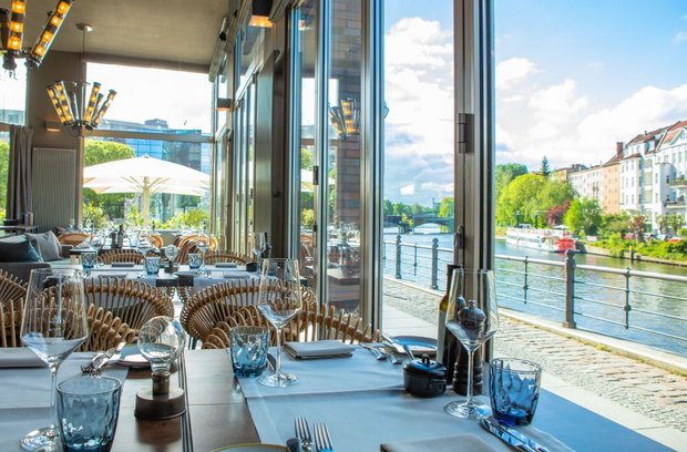Foto-Galerie  Restaurant Carl & Sophie Abion Hotel © Marvin Pelny