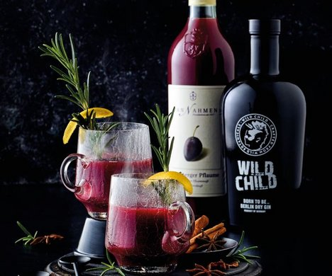 HOT: Wild Child - Berlin Dry Gin & Van Nahmen