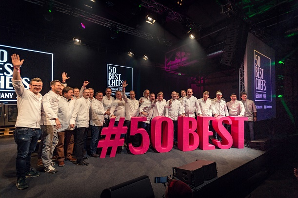Germanys 50 BEST CHEFS 2018 | Beste Köche