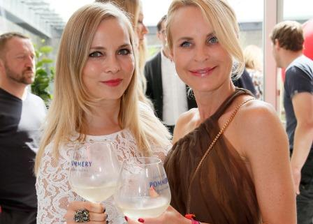 GALA FASHION BRUNCH | THE FASHION HUB Regina Halmich, Tamara Gräfin von Nayhauß. Fotos: GALA