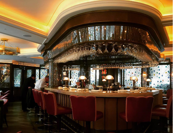 The Ivy: London Social-Media-Szene | Beste Restaurants, Cubs und Bars Foto: Laura Lewandowski