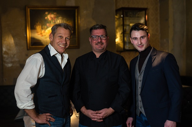 The Grand Berlin | Neues Restaurant-Team