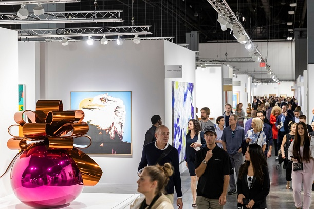 Kunstmesse Art Basel in Miami | Lifestyle & Art in Miami