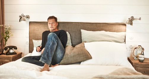til schweiger er ffnet hotel barefoot hotel timmendorfer. Black Bedroom Furniture Sets. Home Design Ideas
