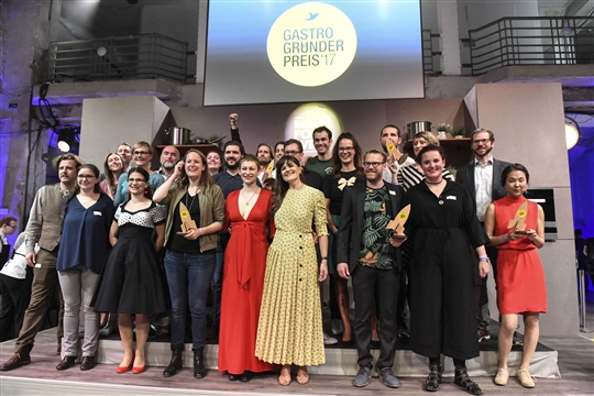 Berlin Food Week | Gastro-Gründerpreis 2017