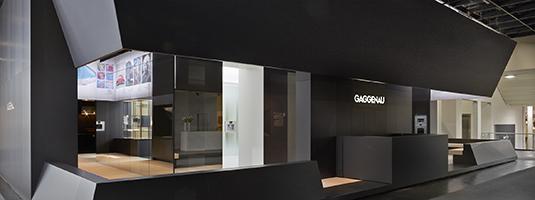 gaggenau auf der livingkitchen in k ln abschluss des 333 j hrigen jubil ums gourmetwelten. Black Bedroom Furniture Sets. Home Design Ideas