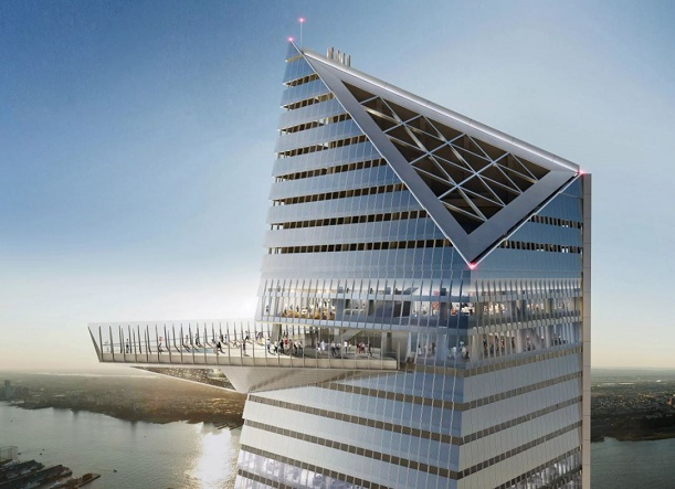 Hudson Yards Observation Deck - Credit HY IP Holding Company LLC/NYC & Company