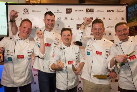 Koch des jahres gewinner erstes vorfinale gourmetwelten for Koch des jahres
