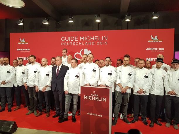 Michelin Guide Deutschland 2019 | Die neuen Sterne-Restaurants
