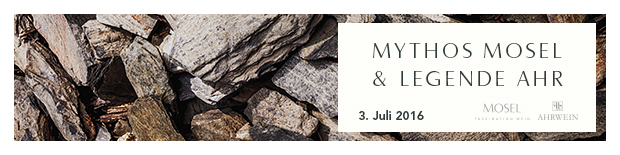 Mythos Mosel und Legende Ahr | Tasting in Berlin