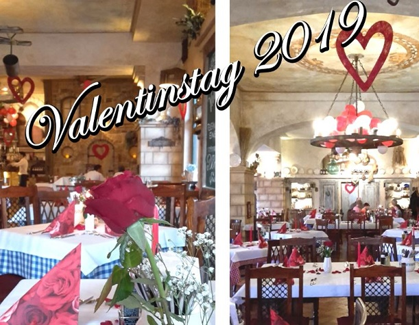 Trattoria Toscana Teltow Valentinstag 2019 Gourmetwelten Das