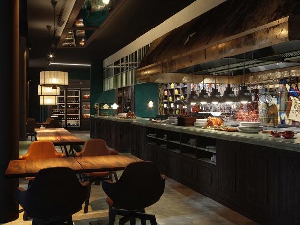 Tim Mälzer Eröffnet Restaurant überland Jimmy Ledemazel In