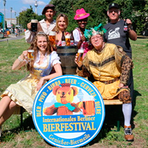 22. Internationales Berliner Bierfestival vom 3. bis 5. August 2018