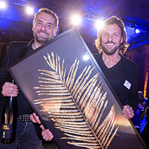 Leaders Club Award 2018 | Goldene Palme für Glorious Bastards