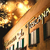 Events in der Trattoria Toscana in Teltow | Martinsgans, Advent & Silvester